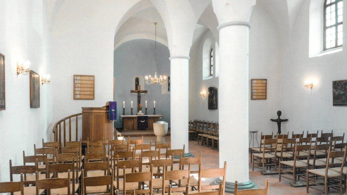 Passionsandacht  in Mariendorf