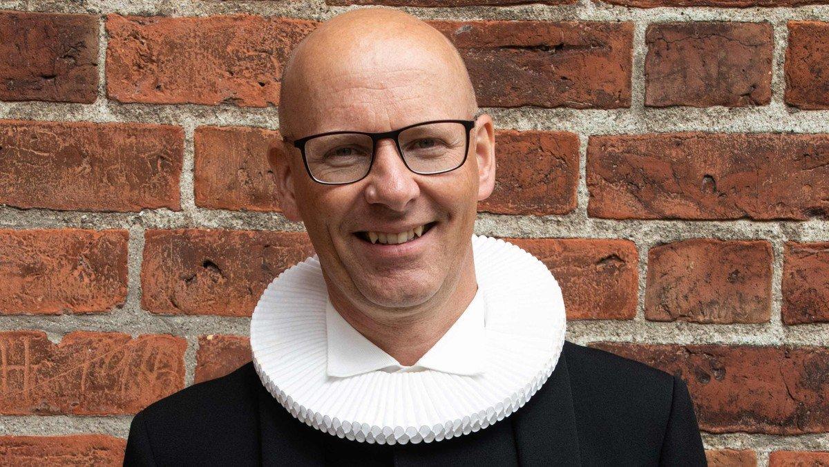 Højmesse kl. 10 v/Morten Pedersen