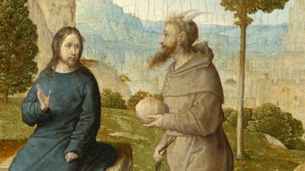 1. søndag i fasten, Lukas 22, 24-32