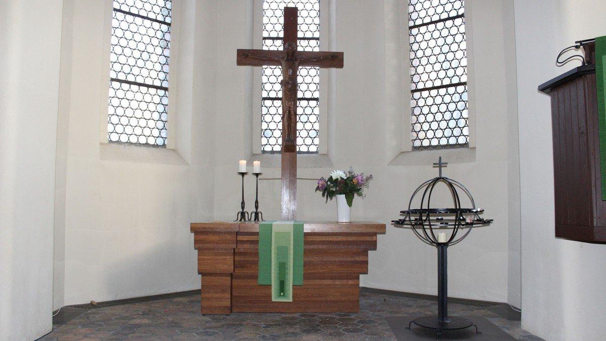 anderer Kita-Gottesdienst zum Jahresstart