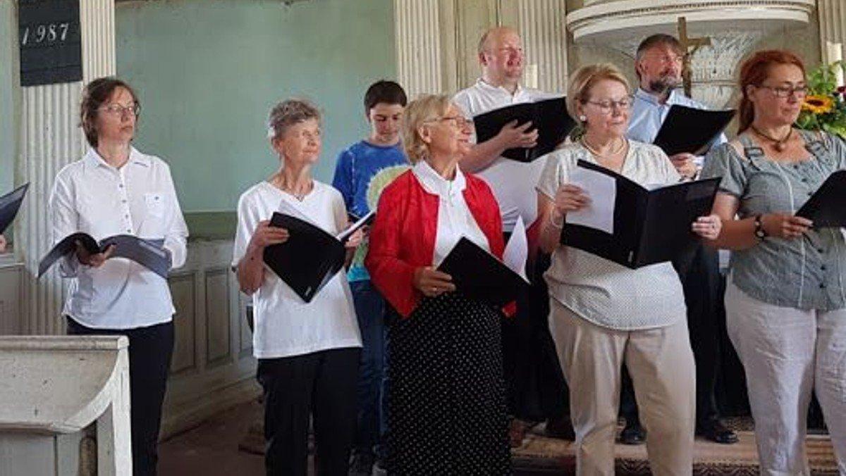 Kirchenchor-fällt aus