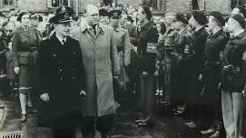 """Foredrag v/ Jan Christensen """"Modstandsfolkene Flemming Juncker og Stig Jensen -75 året for Danmarks befrielse"""""""