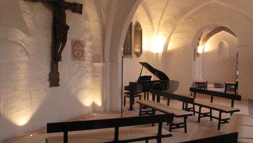 AFLYST - Fyraftenssang i Sdr. Asmindrup Kirke