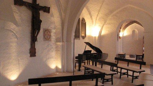 AFLYST Fyraftenssang i Sdr. Asmindrup Kirke