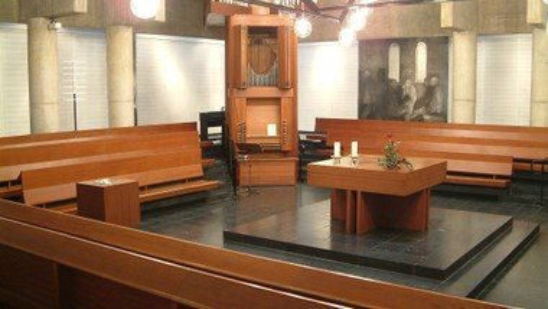 Plötzenseer Abend: Ökumenisches Friedensgebet