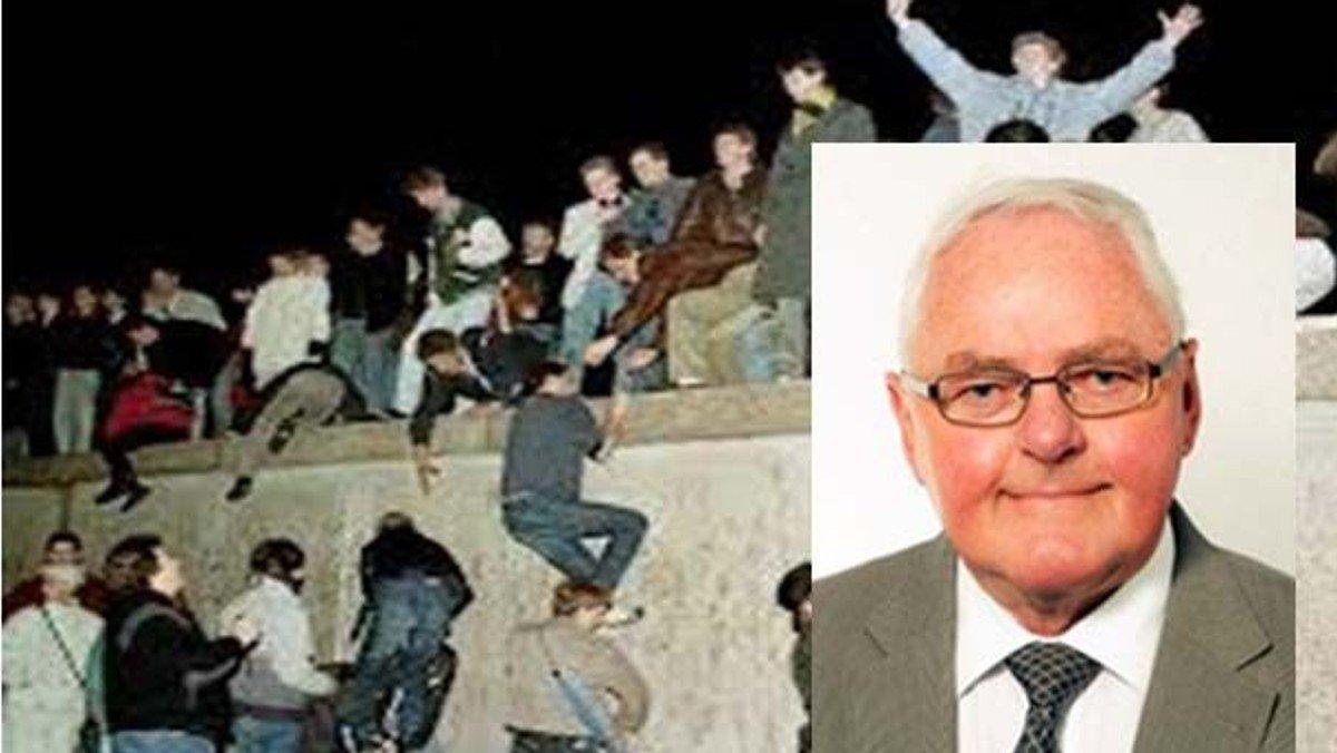 Hans Jørgen Bonnichsen om Berlinmurens fald