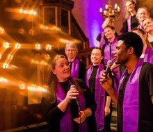 Sommerkoncert med Vesterbro Gospelkor