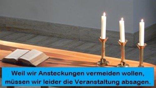 ABGESAGT - Okuli Gottesdienst