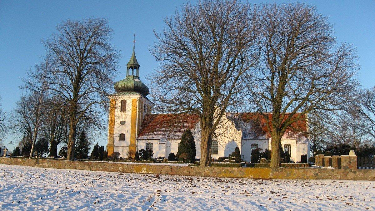 Gudstjeneste i Husby Kirke 10.30