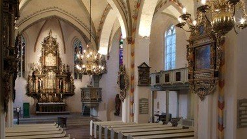 Gottesdienst in der St. Marien-Kirche