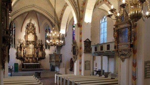 Gottesdienst in der St. Marien-Kirche zum Volkstrauertag