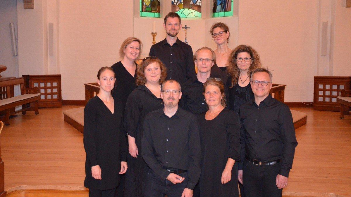 Kærlighed og Kildevand, koncert med Klerkekoret