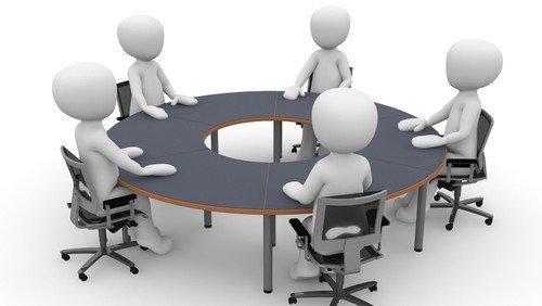 ERFA møde - kontaktpersoner