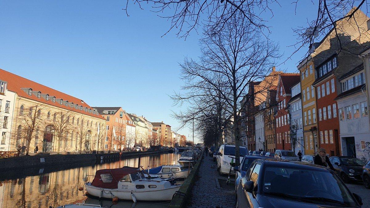 AFLYST - Sømandsfortællinger fra Christianshavn