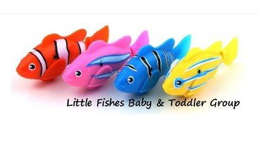 Little Fishes Baby and Toddler Group
