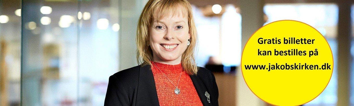 Mød kirkeminister Joy Mogensen