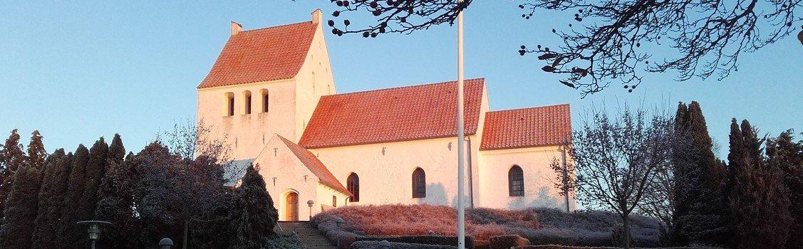 AFLYST - Måltidsgudstjeneste i Sdr. Asmindrup Kirke v. Detlef von Holst
