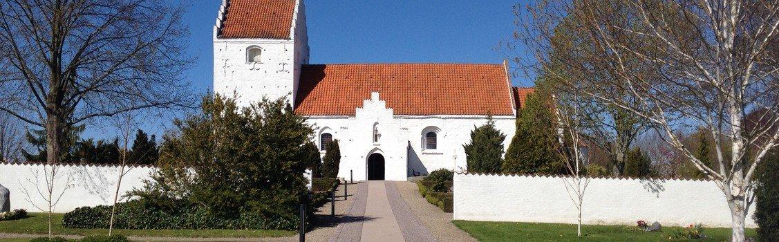 Pinsedagsgudstjeneste i Ågerup Kirke v. Lene Funder