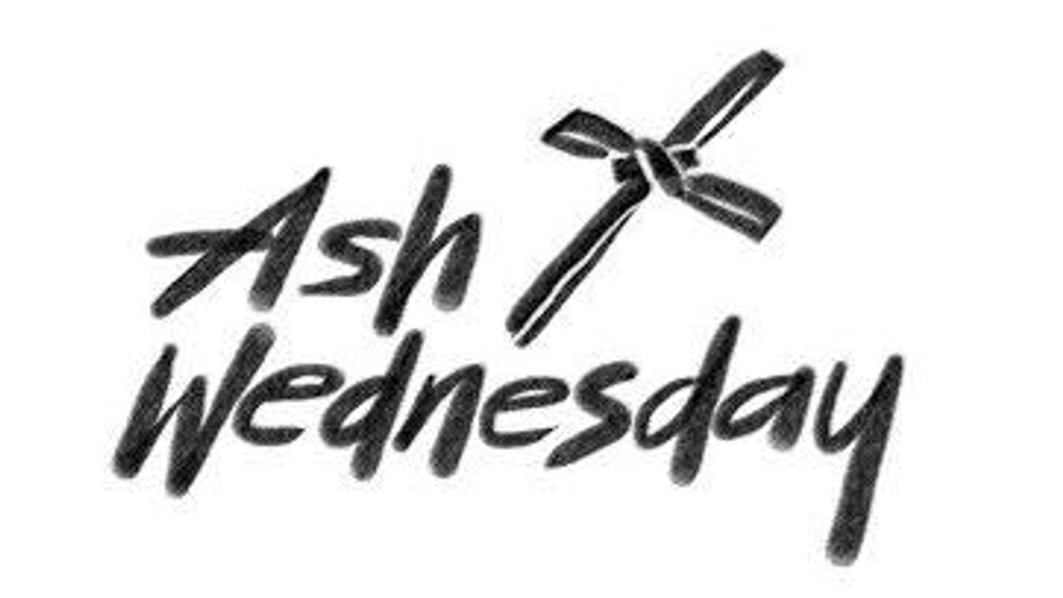 Ash Wednesday Holy Communion with Ashing (CW)