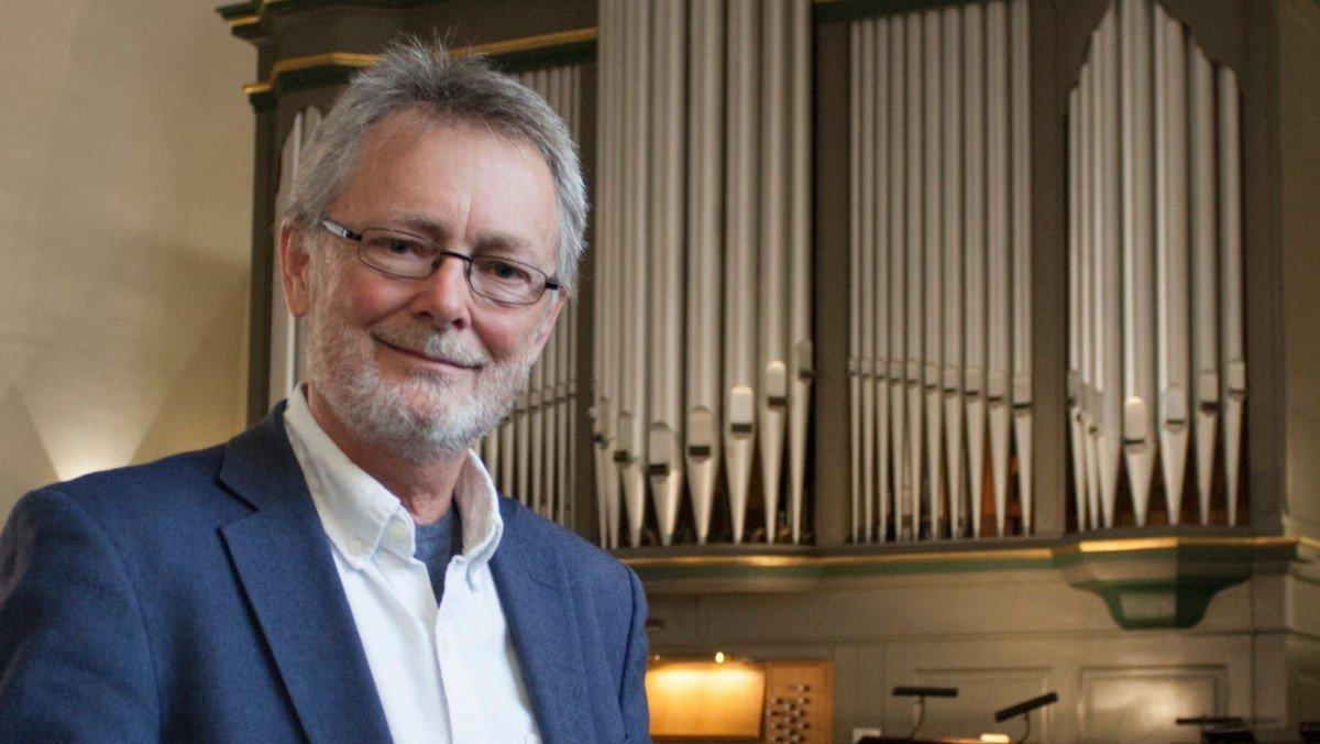 Orgelkoncert med Sven-Ingvart Mikkelsen