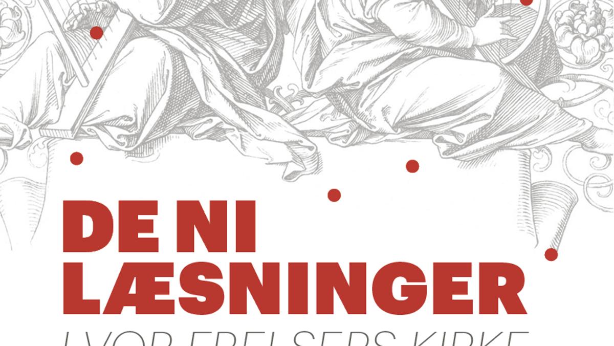 AFLYST! De Ni Læsninger v/ Rasmus Jensen
