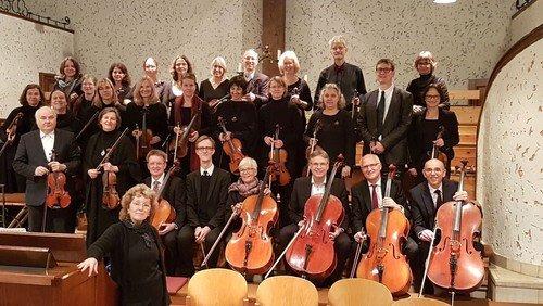 Chor- und Orchesterkonzert: Dvořáks D-Dur-Messe