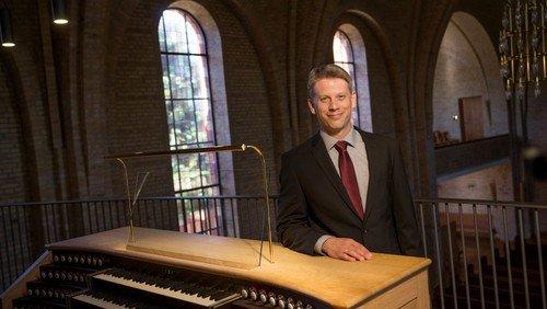 AFLYST - Orgelkoncert - Daniel Bruun