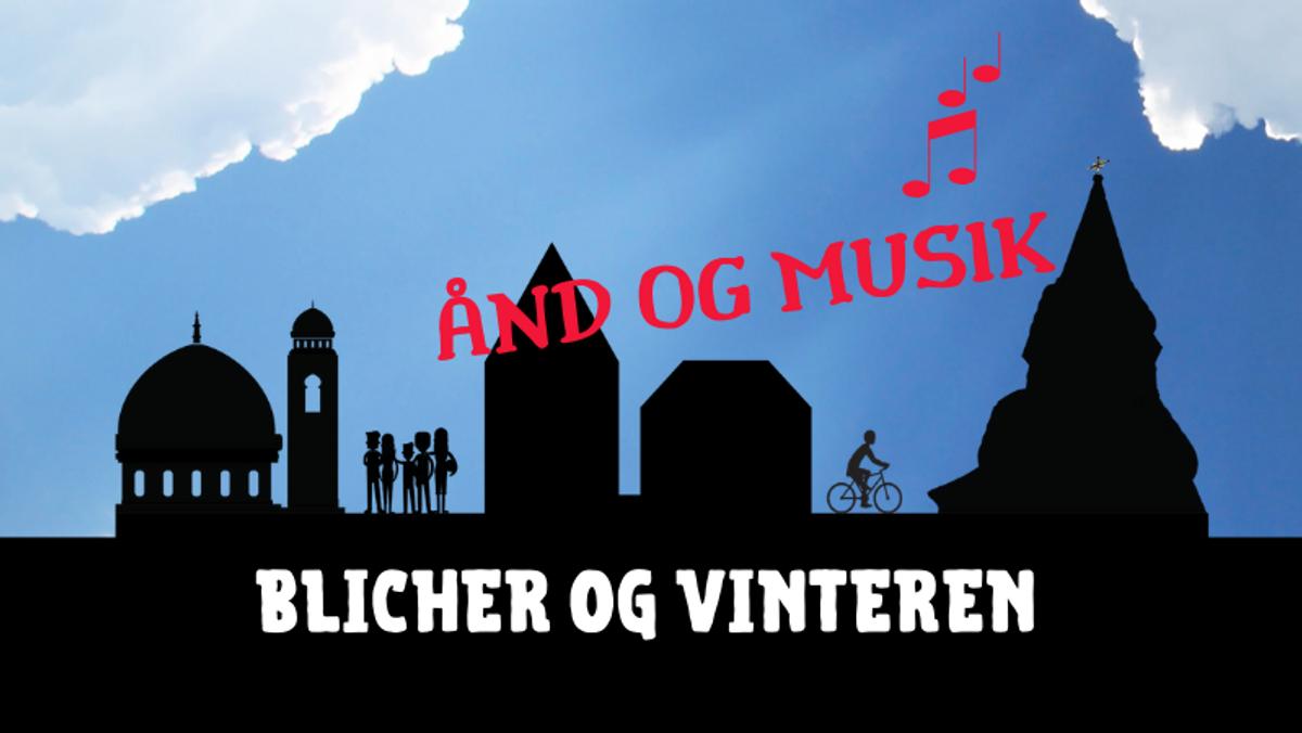 Ånd og musik - Blicher og vinteren