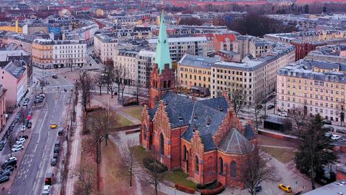 Rundvisning i Nørrebros domkirke