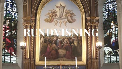 AFLYST Rundvisning i Nørrebros domkirke