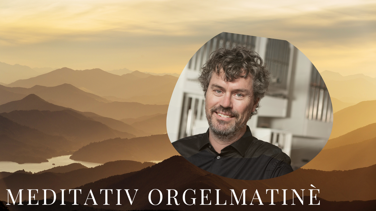 AFLYST Orgelmatine ved organist Helgi Breiner