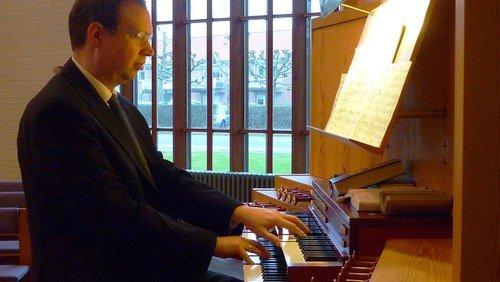Orgelkoncert v/ Michael Lyngvig Thomsen