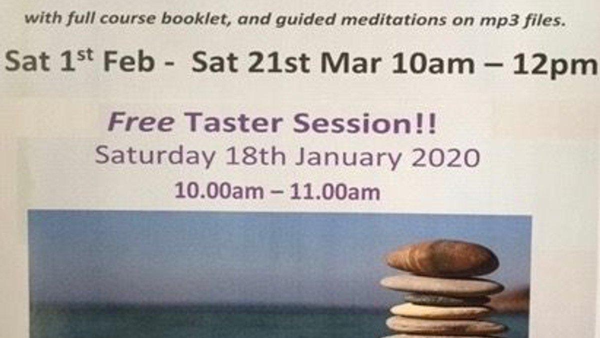 8-week Mindfulness course