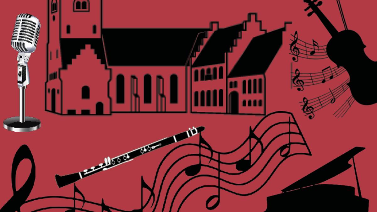 AFLYST: Koncert med menighedens musikere