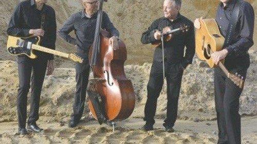 Cohen i Kirkens Hus med Karsten Holm band