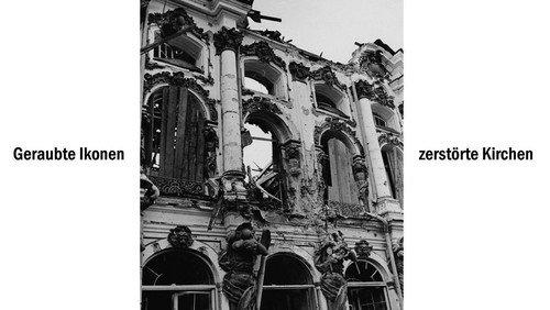 """""""Geraubte Ikonen – zerstörte Kirchen  in Russland"""" - Podiumsdiskussion in der Kaiser-Wilhelm-Gedächtnis-Kirche"""