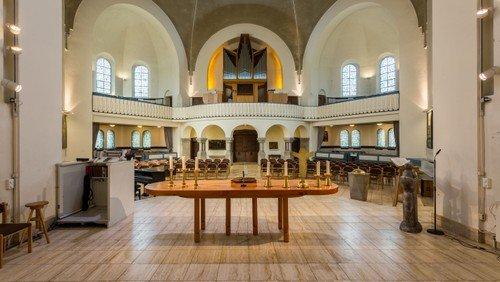 Gospelworkshop in der Hochmeisterkirche