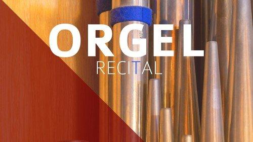 Orgelrecital på facebook og her på hjemmesiden