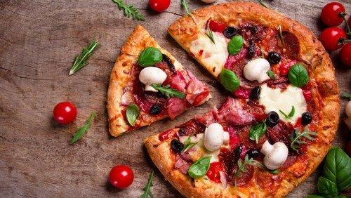 AFLYST Pizzagudstjeneste i Nibe kirke