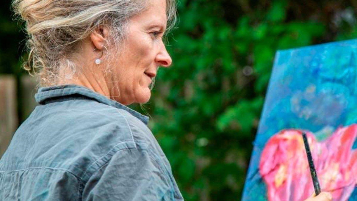 Kunst og tro - foredrag ved Marianne Fischer