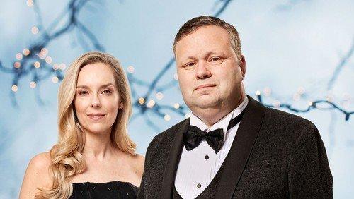 Julekoncert med Paul Potts og Lene Siel