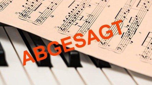 !! FÄLLT AUS !!  Konzert für Cello und Klavier