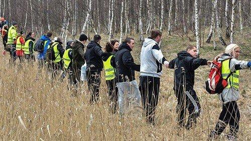 Torsdagsklub  i sognegården - Missing People