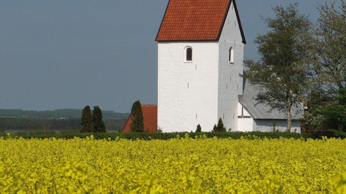 AFLYST - Gudstjeneste Øster Alling Kirke - 3. s. i fasten