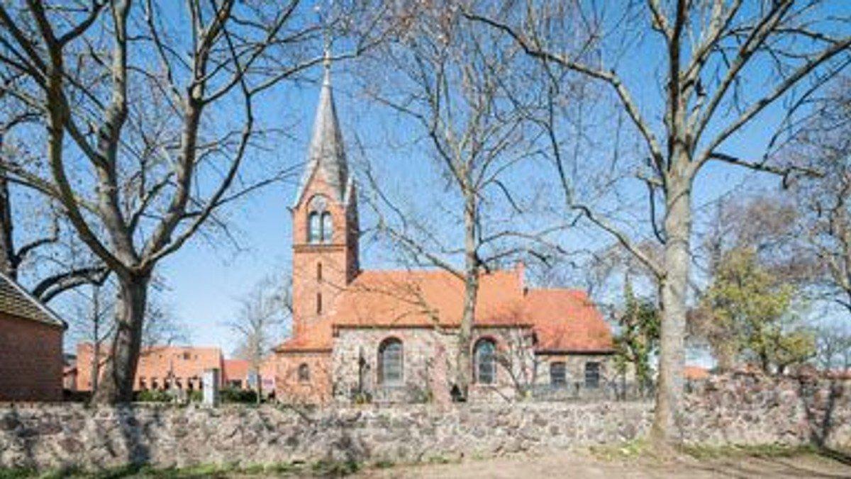 Gottesdienst in anderer Form in der Dorfkirche Großziethen