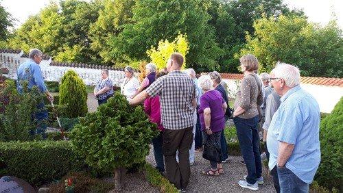 AFLYST - Kirkegårdsvandring i Ågerup