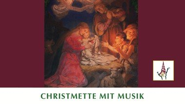 Weihnachtstransparent, Carl Oesterley jun.