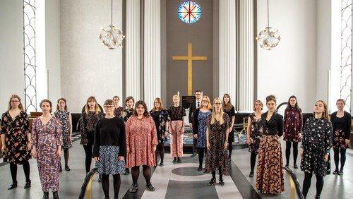 Aflyst pga. covid-19 Julekoncert med Vox Mariæ