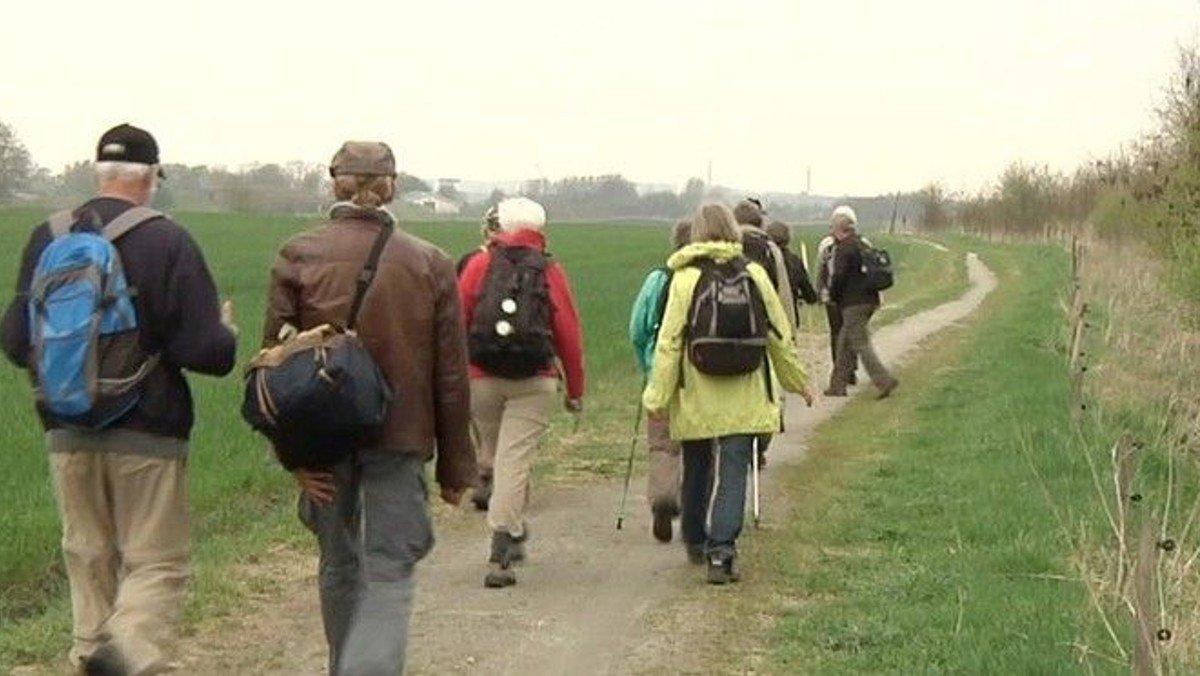 Pilgrimsvandring fra Alslev kirke.Aflyst.Udsat