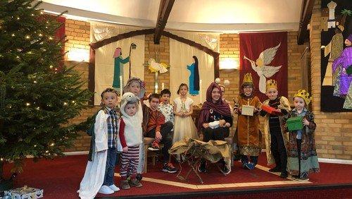 SKF All Together At Bethlehem